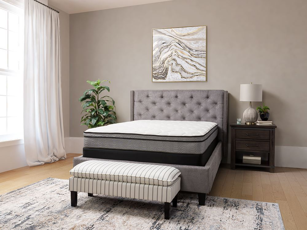 Picture of Restonic Chloe Euro Top Full Mattress Only