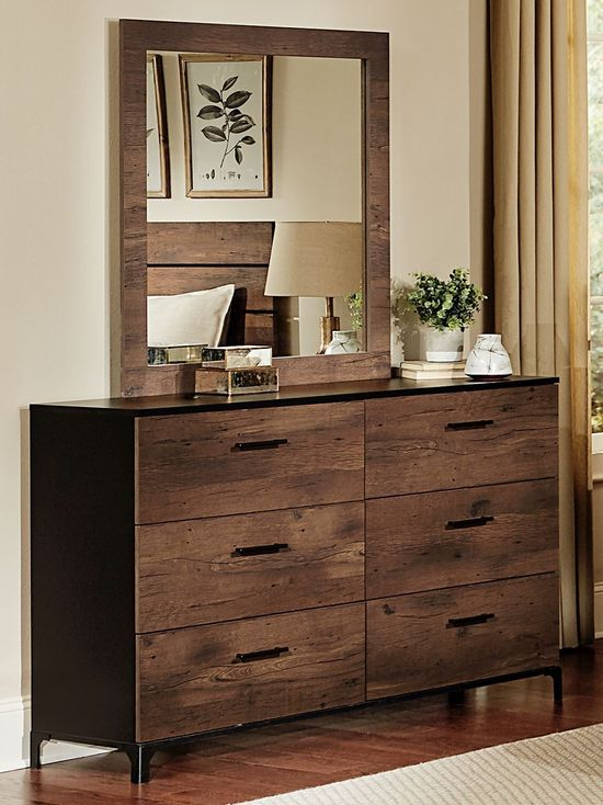 Picture of Infinity Dresser and Mirror