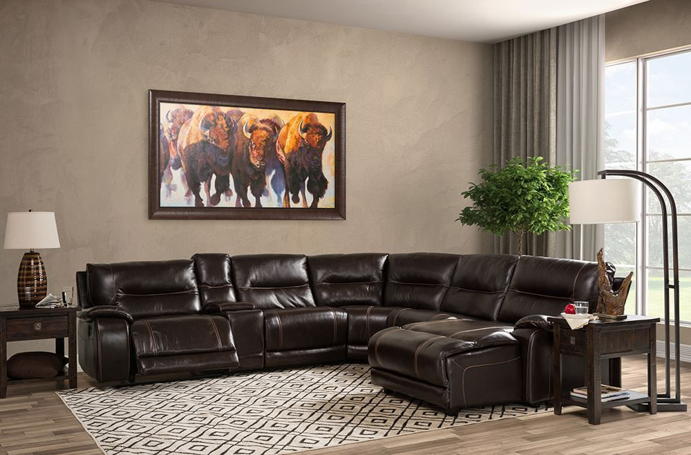 Picture of Charlotte Six Piece Sectional