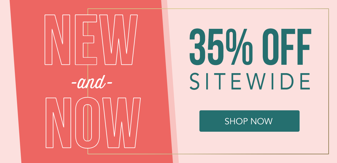 35% Off Sitewide
