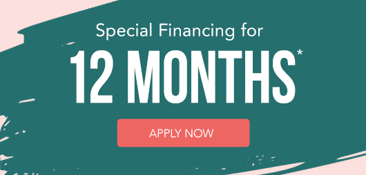 Special Financing for 12 Months