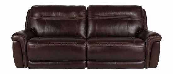 Picture of Lhorn Black Oak Power Reclining Sofa