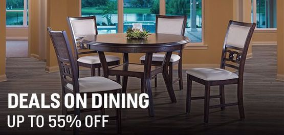 Deals on Dining Up to 55% off