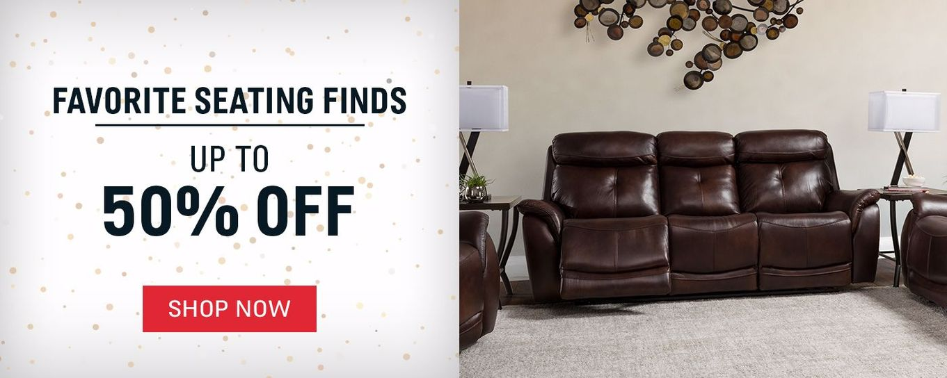Favorite Seating Finds - Up to 50% off
