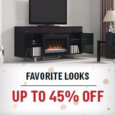 Favorite Looks Up to 45% off