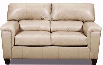 Soft Touch Putty Loveseat