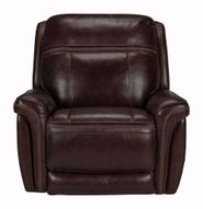 Lhorn Black Oak Power Glider Recliner