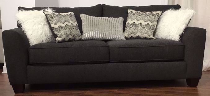 Picture of Endurance Charcoal Sofa