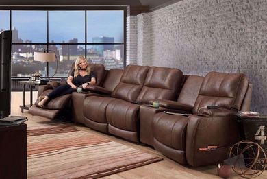 Henderson Six Piece Sectional
