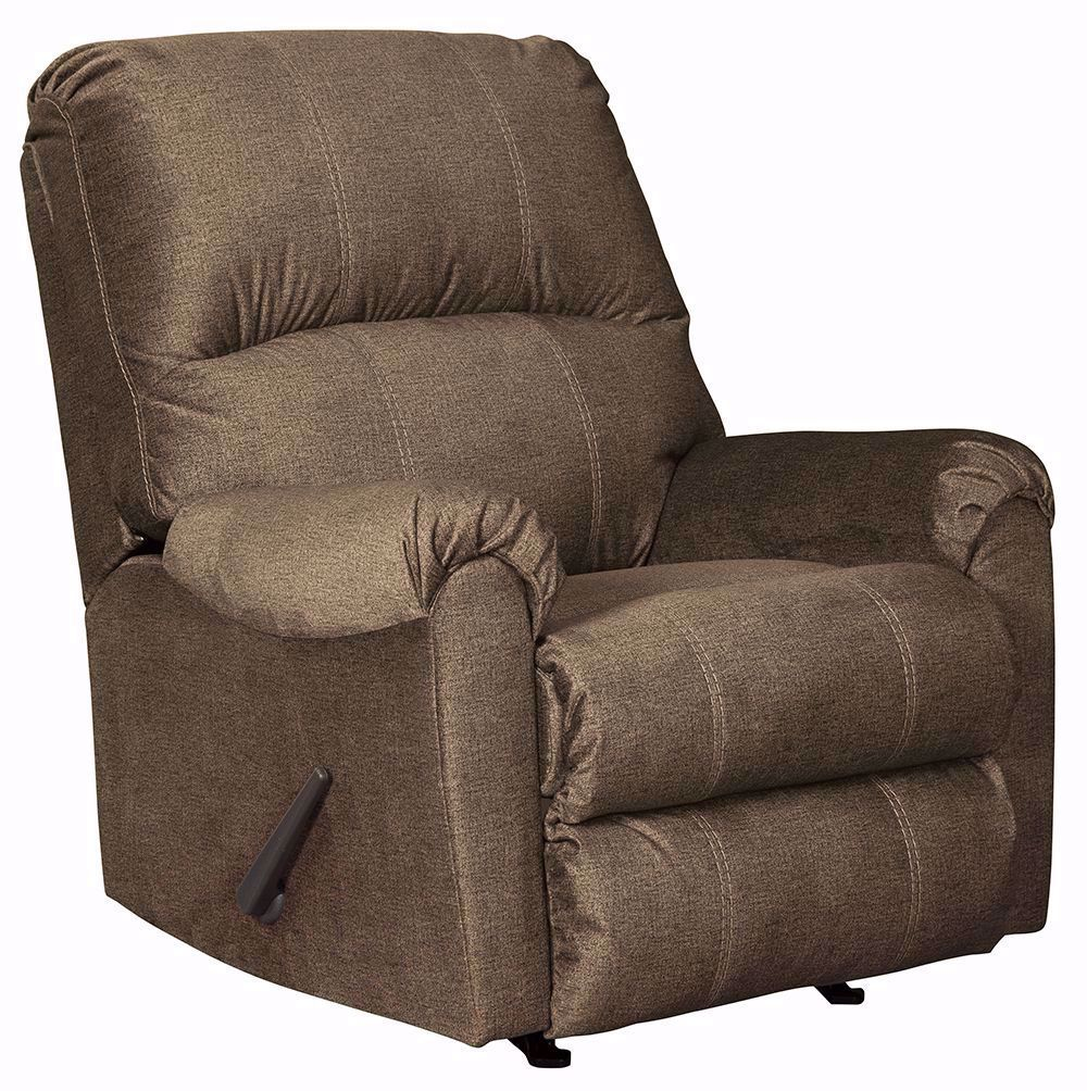 Picture of Urbino Mocha Rocker Recliner