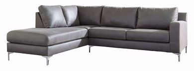 Ryler Charcoal Two Piece Sectional