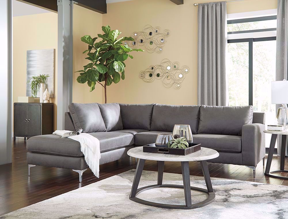 Picture of Ryler Charcoal Two Piece Sectional
