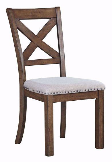 Moriville Upholstered Side Chair