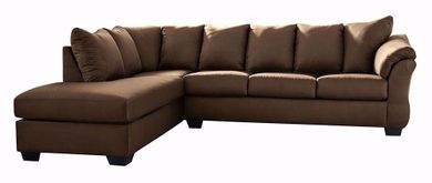 Darcy Cafe Two Piece Sectional