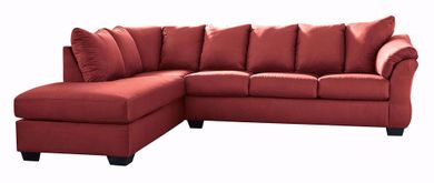 Darcy Salsa Two Piece Sectional
