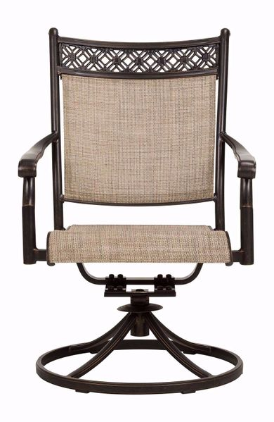 Manhattan Swivel Rocker