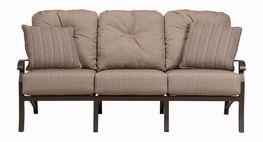 Cortland Linen Stone Sofa