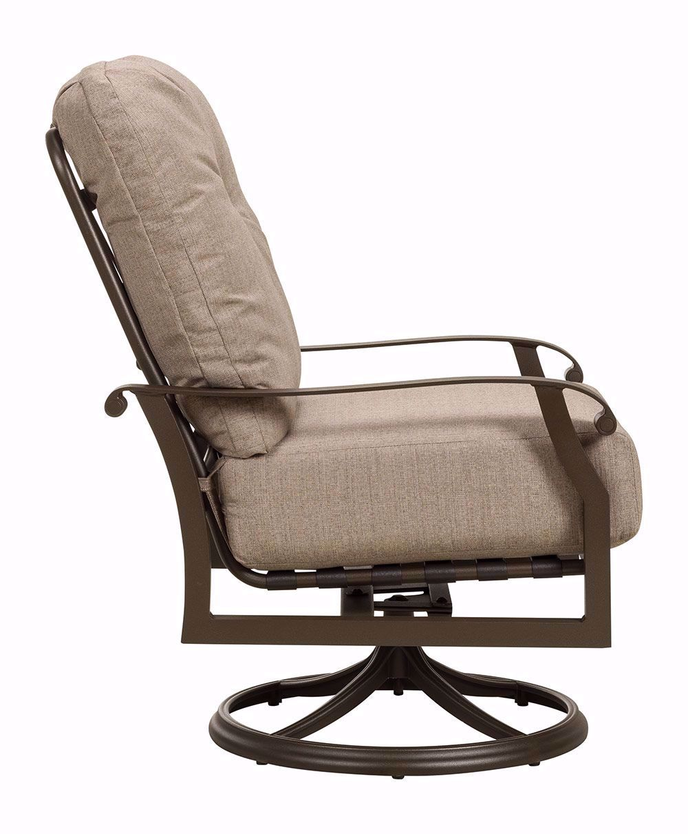 Picture of Cortland Swivel Lounge Rocking Chair