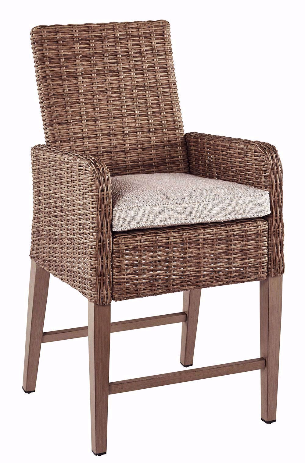 Picture of Beachcroft Cushioned Barstool