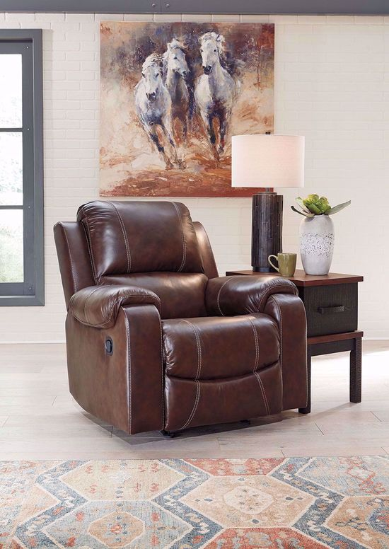 Picture of Rackingburg Mahogany Rocker Recliner