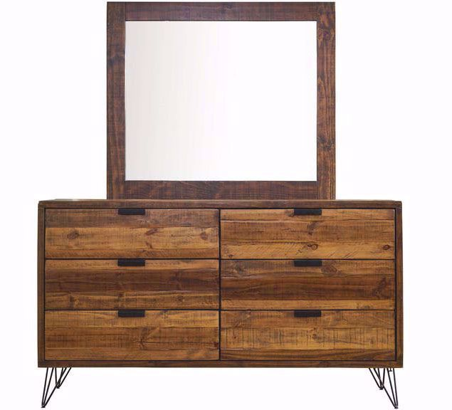 Picture of Cruz Dresser and Mirror