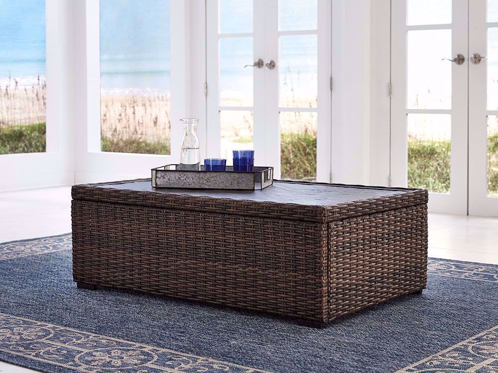 Picture of Alta Grande Rectangular Cocktail Table