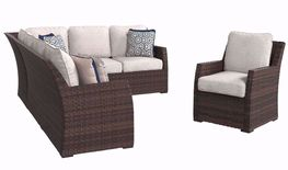 Salceda Sectional and Chair