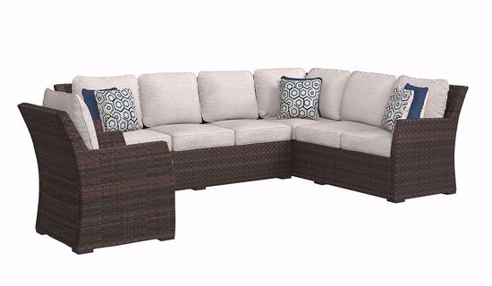 Picture of Salceda Sectional and Chair