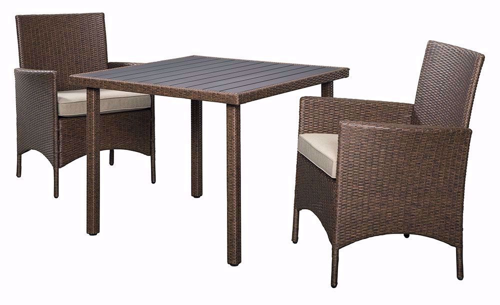 Picture of Reedenhurst Sqaure Dining Table Set