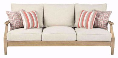 Clare View Cushioned Sofa