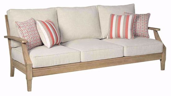 Picture of Clare View Cushioned Sofa