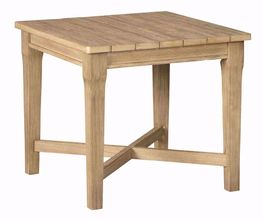 Clare View Square End Table