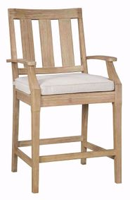 Clare View Cushioned Barstool