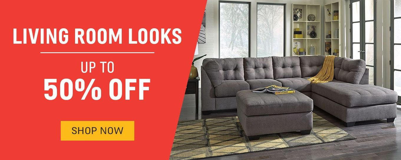 Living Room Looks Up to 50% off