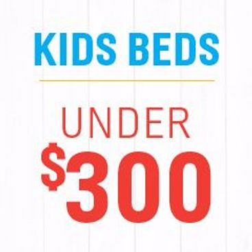 Kid Beds Under $300