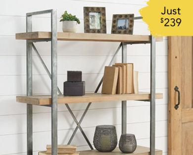 Stylish Storage Just $239
