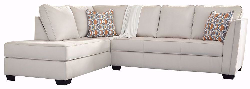 Picture of Filone Ivory Two Piece Sectional