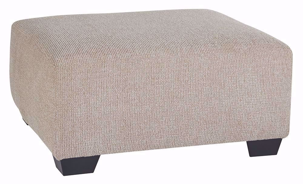 Picture of Baranello Stone Accent Ottoman