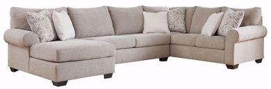 Baranello Stone Three Piece Sectional