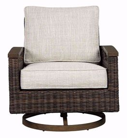 Paradise Trail Swivel Lounge Chair