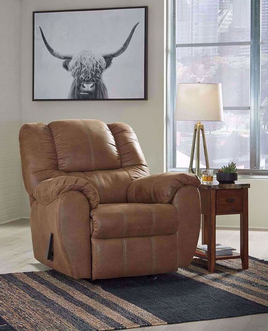 Picture of McGann Saddle Rocker Recliner