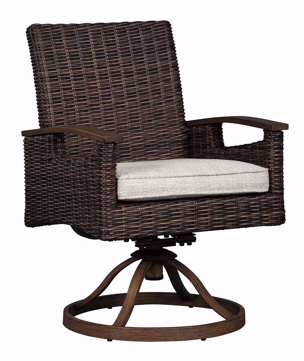 Picture of Paradise Trail Cushioned Swivel Chair