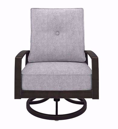 Castle Island Swivel Rocker