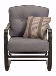 Madison Spring Chair with Pillow