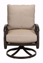 Davington Woven Swivel Rocker