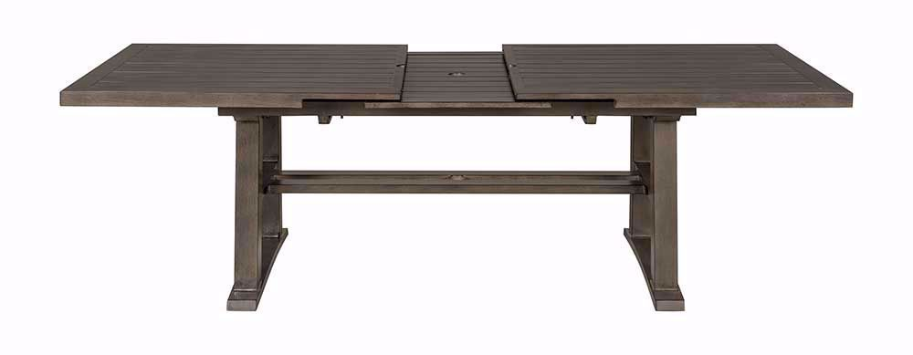 Picture of Davenport Extention Table with Six Swivel Rockers