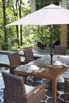 Picture of Paradise Trail Dining Table with Umbrella Hole