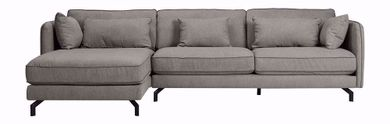 Popstitch Pebble Two Piece Sectional