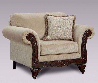 Emma Wheat Chair