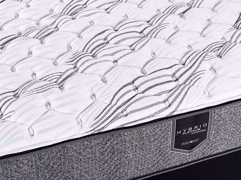 Picture of Restonic Allure Firm Queen Mattress